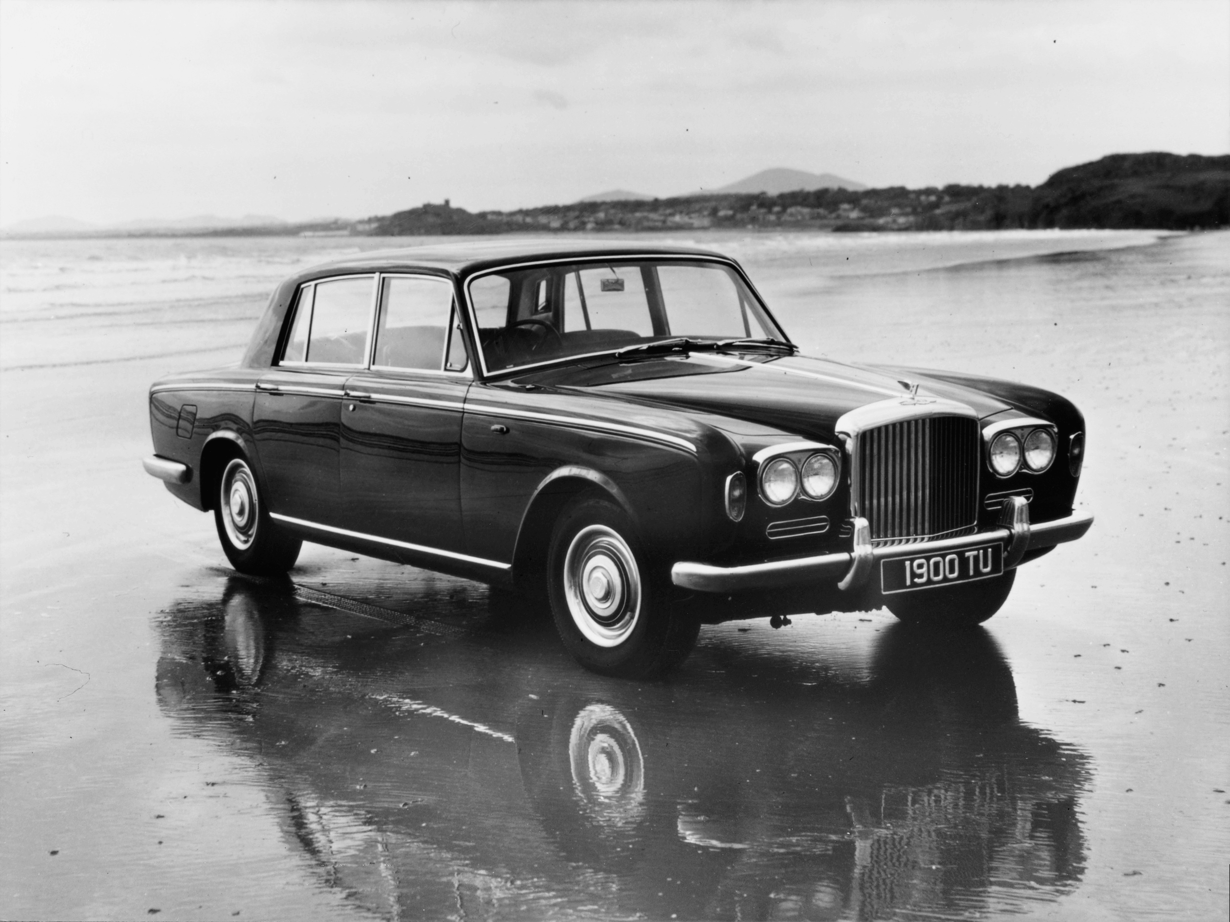 Car of the Month - Bentley T Series